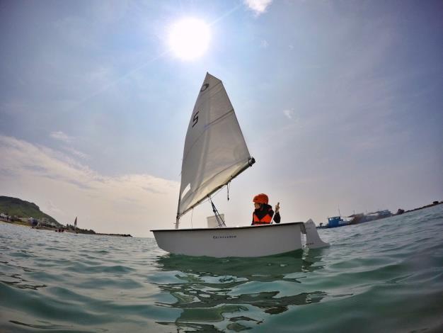 OP帆船體驗