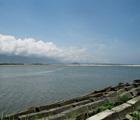 花蓮溪出海口