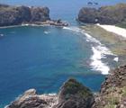 綠島之珊瑚礁海岸 林淑婷攝
