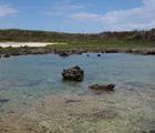 綠島之珊瑚礁潮間帶 林淑婷攝
