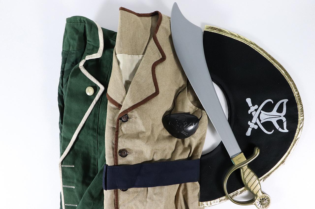 海盜傳奇行動展示箱