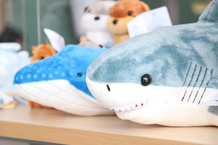 09 受同學歡迎的海洋生物玩偶.JPG