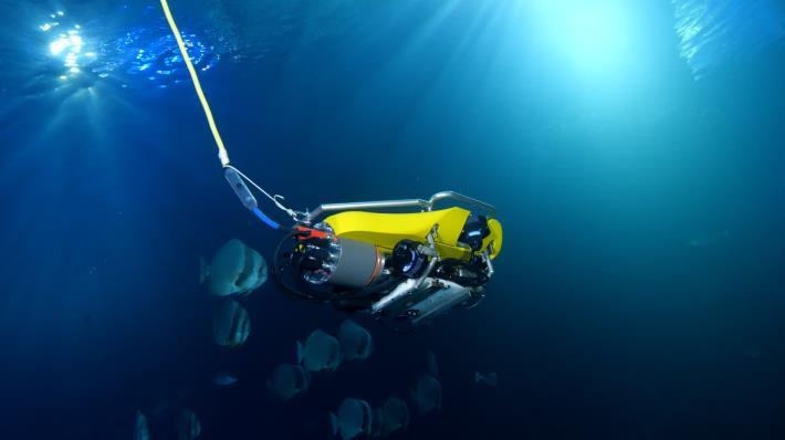 小型水下無人載具