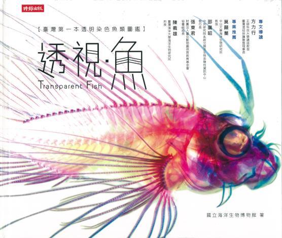 4「透視・魚」中文版封面