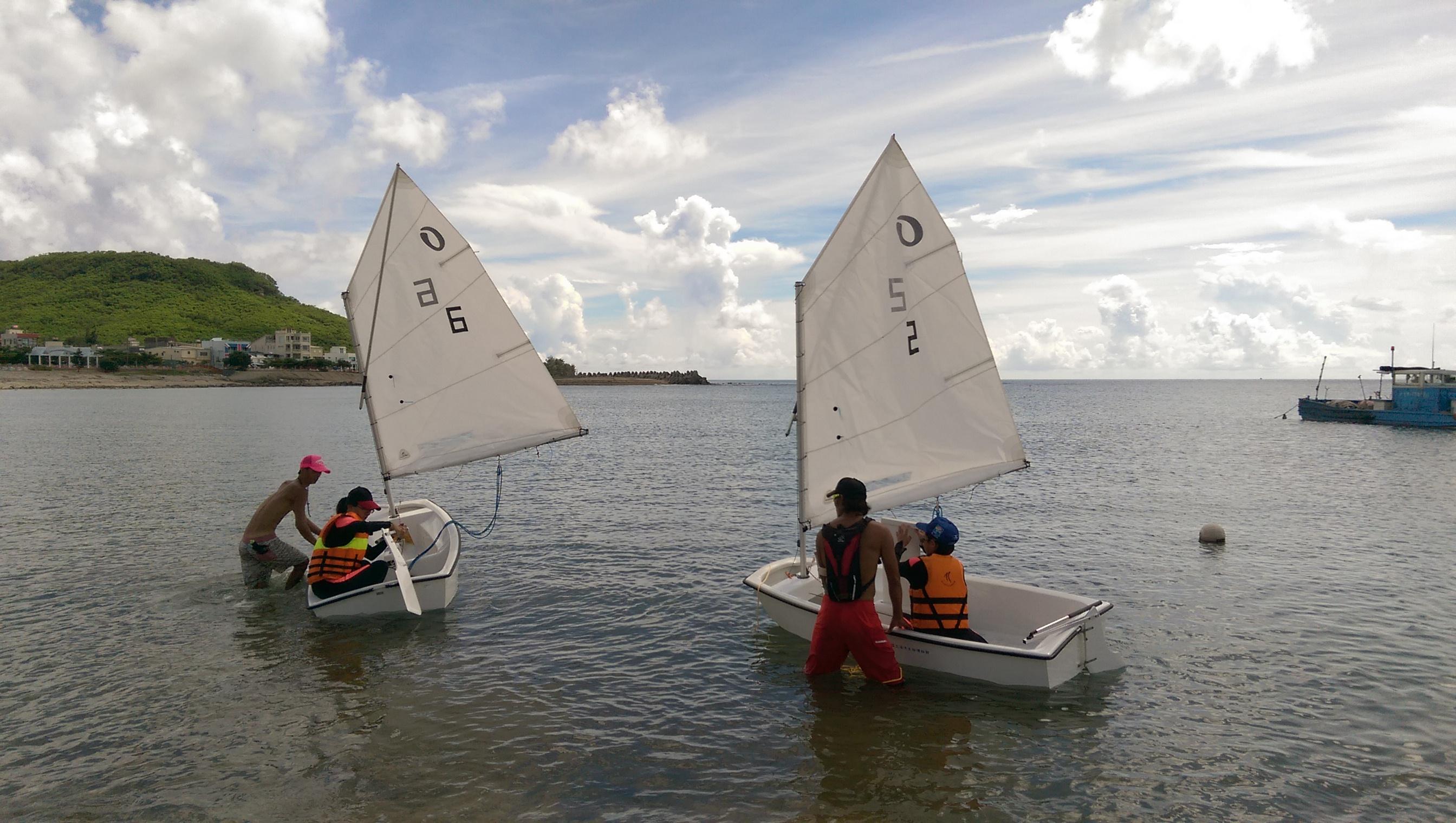 無動力水域活動體驗