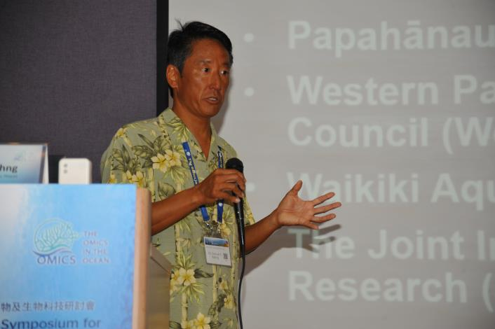 邀請講者 Dr. Samuel E. Kahng