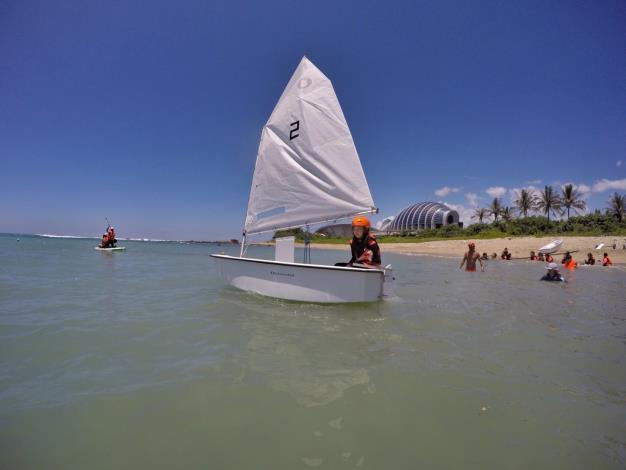 帆船出海體驗