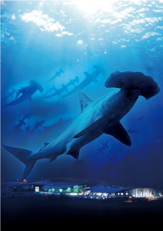 屏東海生館-鯊魚特展-探索Dr.Shark 1
