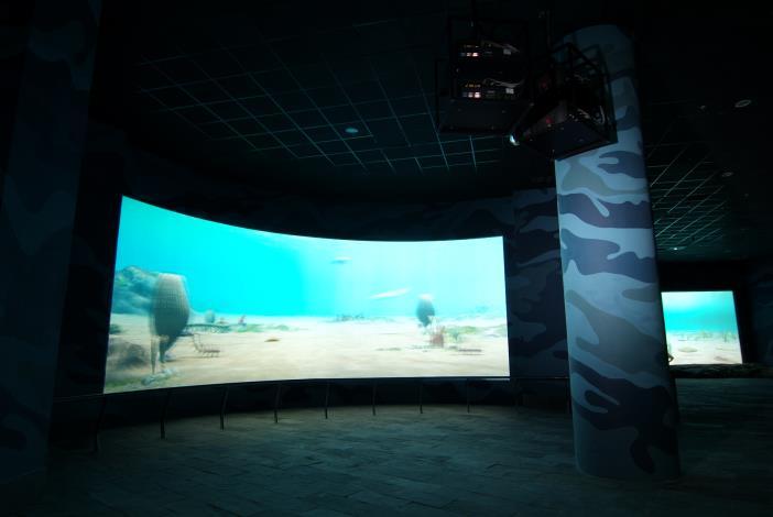 澄江生物群-3D立體劇場