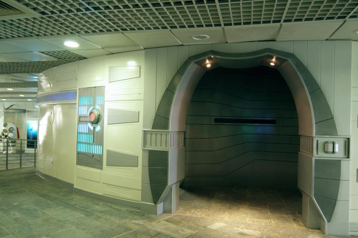 多人潛艇入口