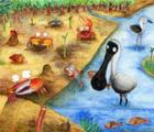 紅樹林提供許多生物棲息、